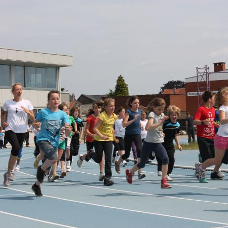 dossier bij het vormingstraject sport en armoede