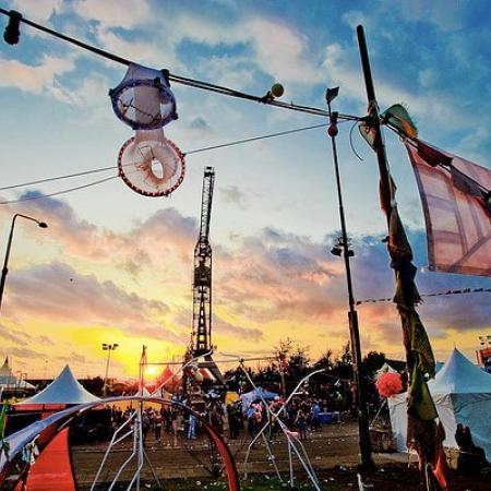 inspiratie – en ontmoetingsdag 'Vrijhavens. Over ruimte voor jong cultureel verzet'