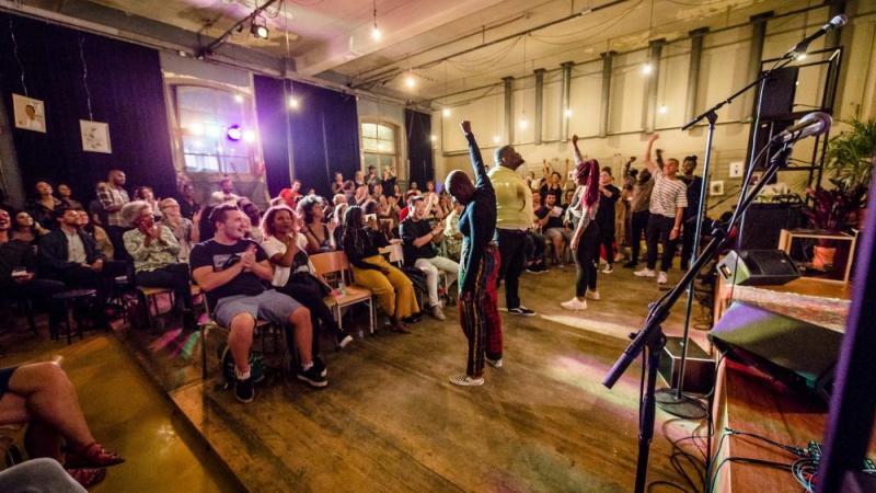 Kom 30 augustus naar de eerst DIP meetup - DIT IS PARTICIPATIE - in de Zomerfabriek Antwerpen