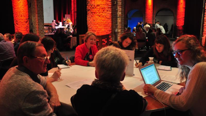 Praktijktafel: In dialoog met je netwerk