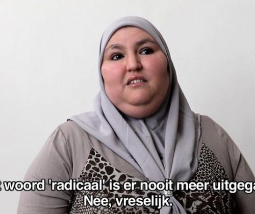 Marokkaanse Moeders ex vitro in Recyclart