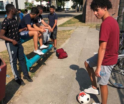 Tilburg zet sterk in op talentontwikkeling van jongeren met ForwArt