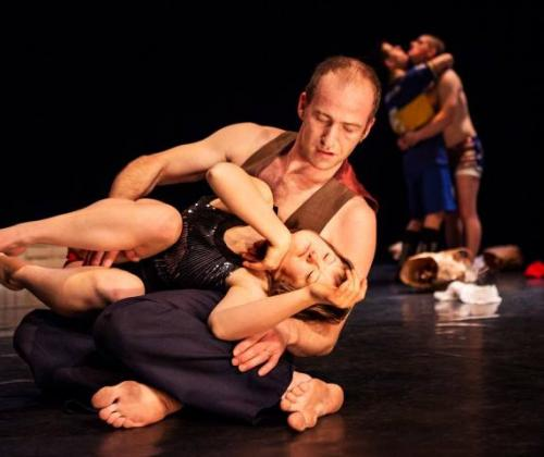 Dansers met een beperking schitteren op het podium én op televisie.