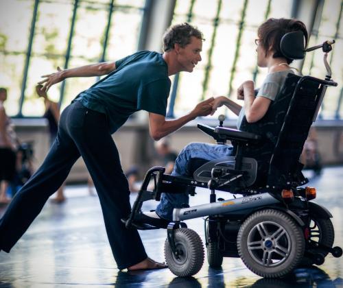 Alito Alessi geeft deze zomer trainingscursus inclusieve danspraktijk in Lissabon