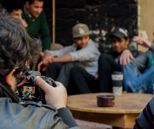 RePresent. Een dialoogtraject tussen jongeren en mediamakers.