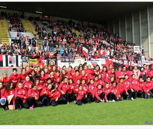 RWDM Girls wint Uefa Grassroots Award
