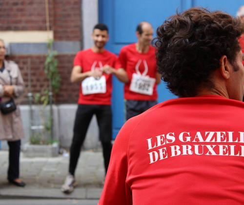 Les Gazelles de Bruxelles - het nieuwe totaalvoetbal - Momenten #14