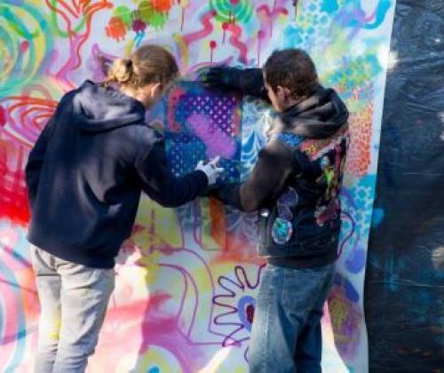 Noodzaak of luxe: cultuureducatie inzetten in jeugdzorg