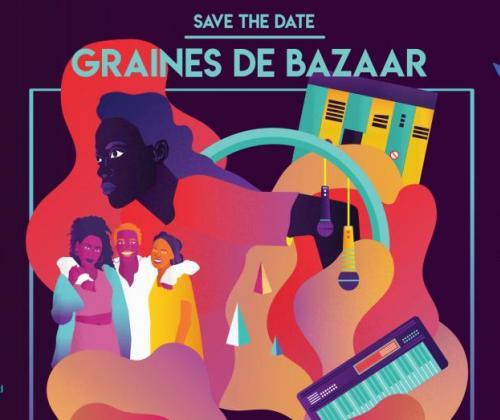 Graines de bazaar: een festival door en voor jongeren