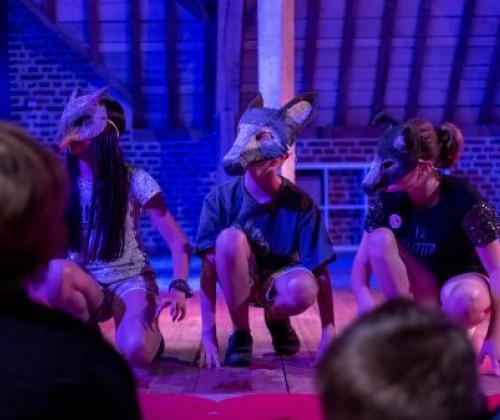 OPENDOEK zoekt partners voor theaterproject in de zomervakantie