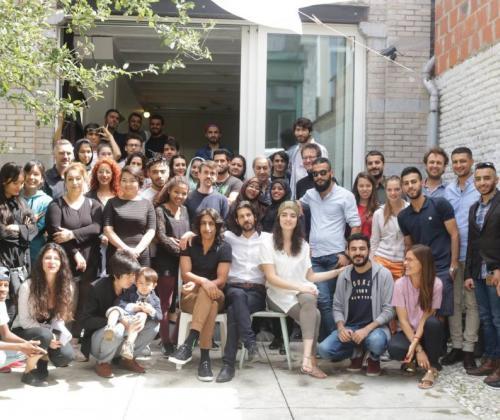 Nieuwkomers in film, kunst en cultuur. Een participatieproject van Cinemaximiliaan.