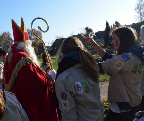 Jeugdbewegingen veranderen invulling figuur (Zwarte) Piet