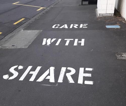 Caring = Sharing brengt kunst en zorg op de agenda in Kortrijk