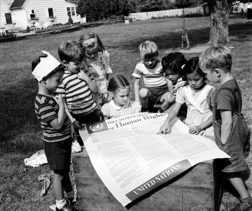 Open forum kinderrechtencoalitie - Samen naar Genève?