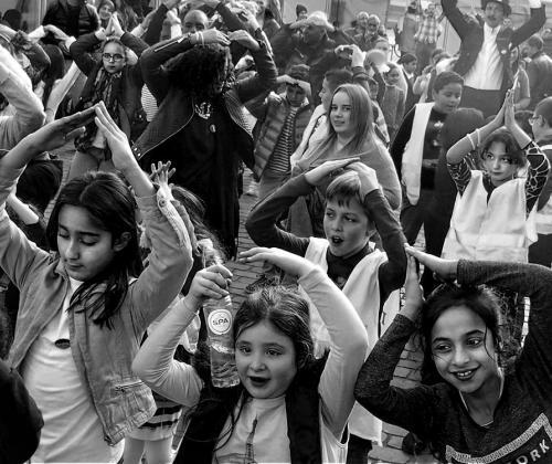Brusselse jeugd: tussen diversiteit en kwetsbaarheid