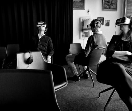 Herleidt Konekt inclusie tot virtuele realiteit?