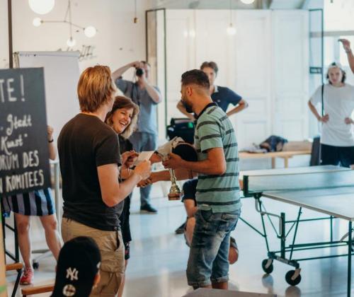 Oproep Social SportUp: een boost voor sociale innovatie