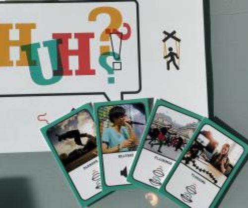 BabbelArt: een speelse gespreksmethode