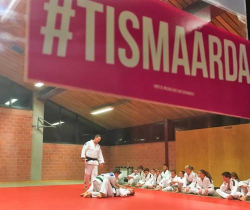 #tismaarda: nieuwe campagne promoot inclusie in het verenigingsleven
