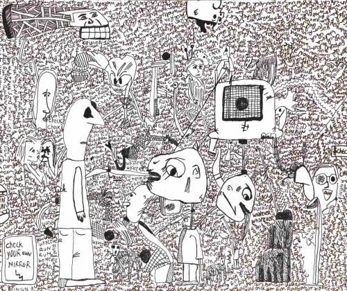Colloquium 'Waanzinnige grenzen: genialiteit en waanzin in de kunst'