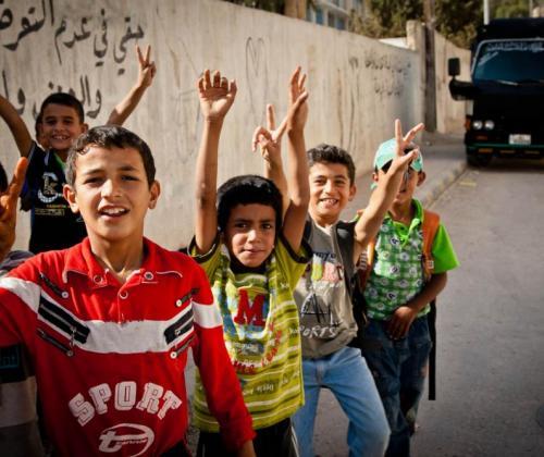 Steun GAZA met artistieke zomerprojecten
