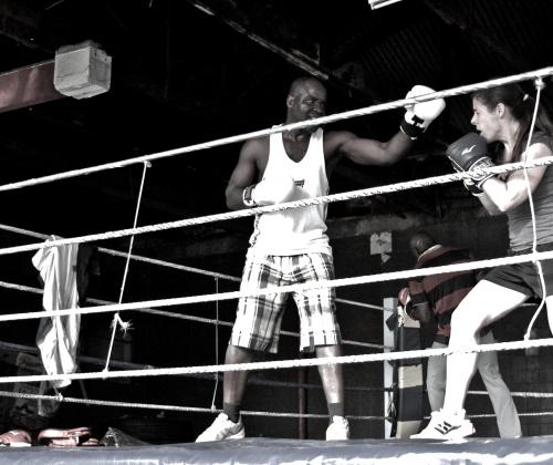 kan boksen bijdragen tot wereldvrede?