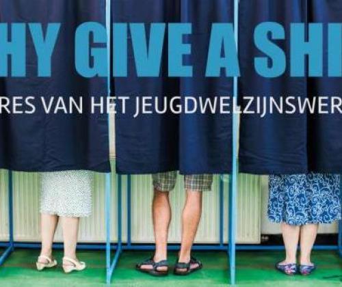 'Why give a shit?' Congres van het Jeugdwelzijnswerk 2017