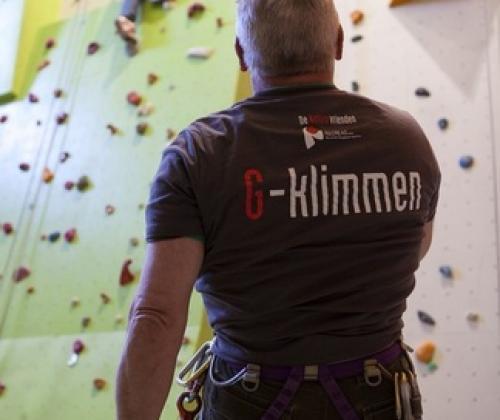 Seven Summits: G-Klimmen - De Natuurvrienden ATB - Antwerpen