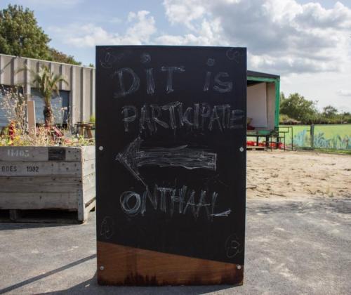 Dossier DIT IS PARTICIPATIE - DIP#1 @ Zomerfabriek