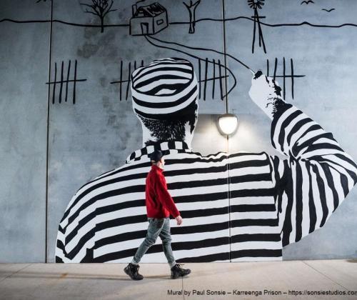 Het belang van cultuur in de gevangenis - Boekvoorstelling De Rode Antraciet