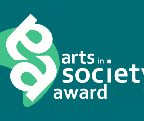 Projectoproep Arts in Society Award 2020 - 2021