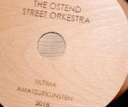 The Ostend Street Orchestra wint Ultima