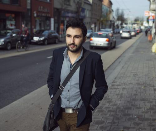 Reizen Jihad - Demos sprak met Fikry El Azzouzi van SINCOLLECTIEF