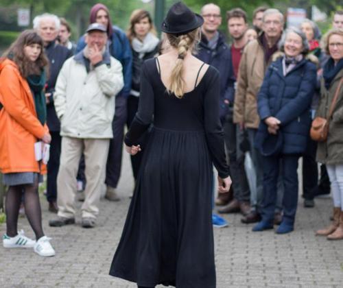 Bewoners van Sint-Pieters-Woluwe organiseren kunstenfestival. Een participatieproject.