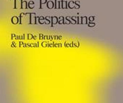 Community Art. The politics of Trespassing.