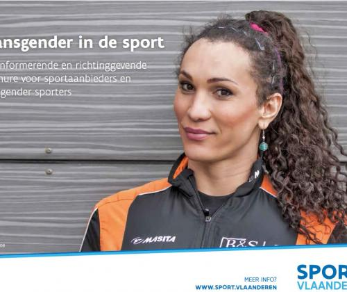 Brochure transgender in de sport