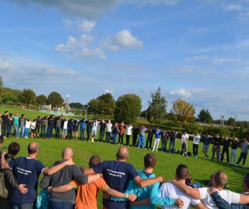 Sport als middel voor re-integratie van kansengroepen