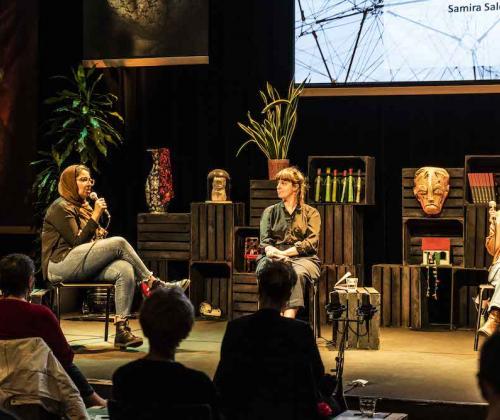 HET DNA VAN PARTICIPATIE - Spannende gesprekken rond participatie in de kunsten