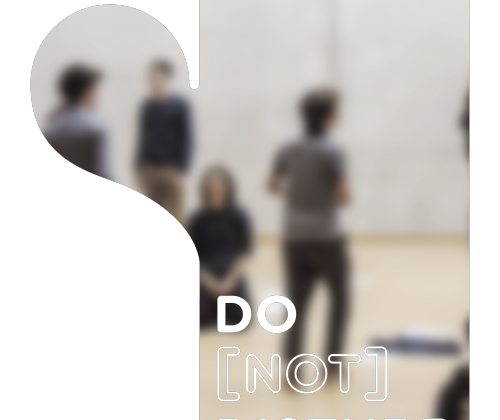 Do [Not] Disturb