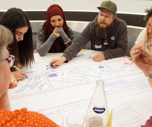Save the date! 14/09 - Rondetafel Diversiteit in/en het jeugdwerk