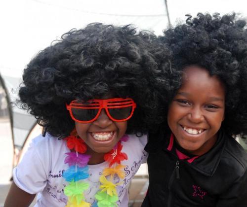 Toonmoment projecten 'positieve identiteitsontwikkeling bij jongeren'