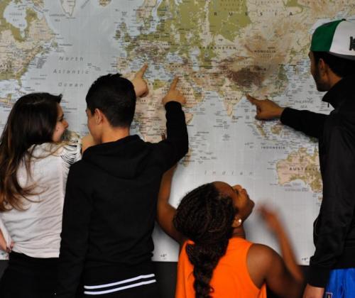Trenziria, nieuwe gespreksmethodiek over migratie, cultuur en identiteit