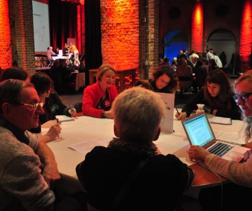 Dossier Praktijktafel 'In dialoog met je netwerk'