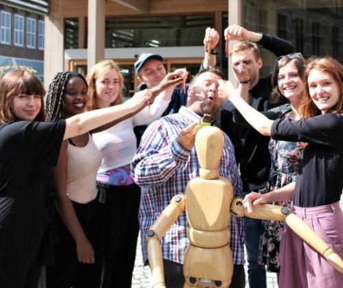 Mechelse jongeren aan het stuur van cultuurcentrum