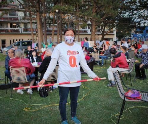 Cultuurparticipatie in Oostende: zuurstof tijdens coronacrisis met Zomer in O.