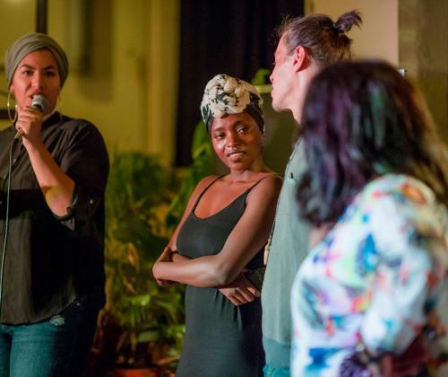 Rechtstaan na de uppercut - De slag om diversiteit bij kunstenfestivals in Vlaanderen
