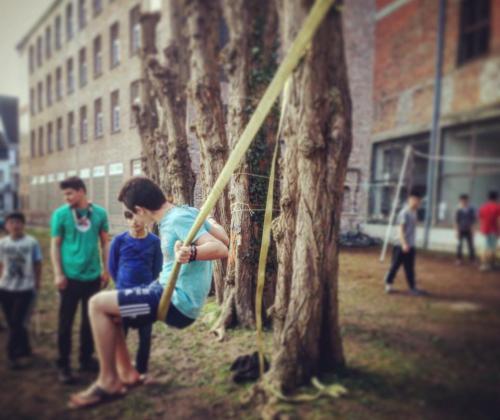 Vluchtelingen in het jeugdwerk? Wereldspelers wijst de weg