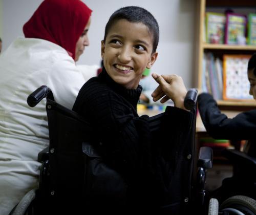 Hoe kijken moslims naar handicap? Groep Intro Brussel verkent het perspectief van de islam op mensen met een beperking.