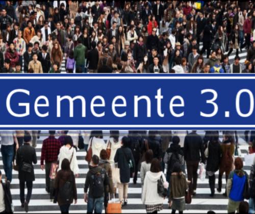 Werken in netwerken. Gemeente 3.0 (2013)
