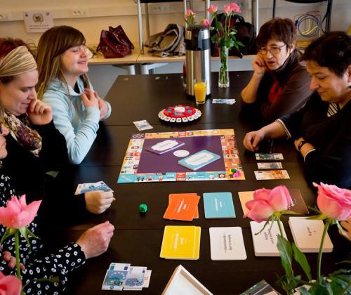 Groepsaankoop 'Het grote vrijetijdsspel': Teken nu in!